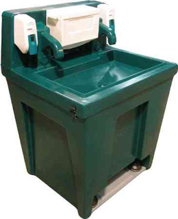 portable hand washing station md